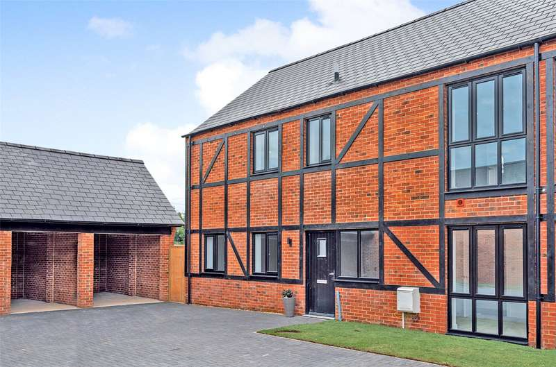 4 Bedrooms Mews House for sale in The Orchard, Harvington Lane, Norton