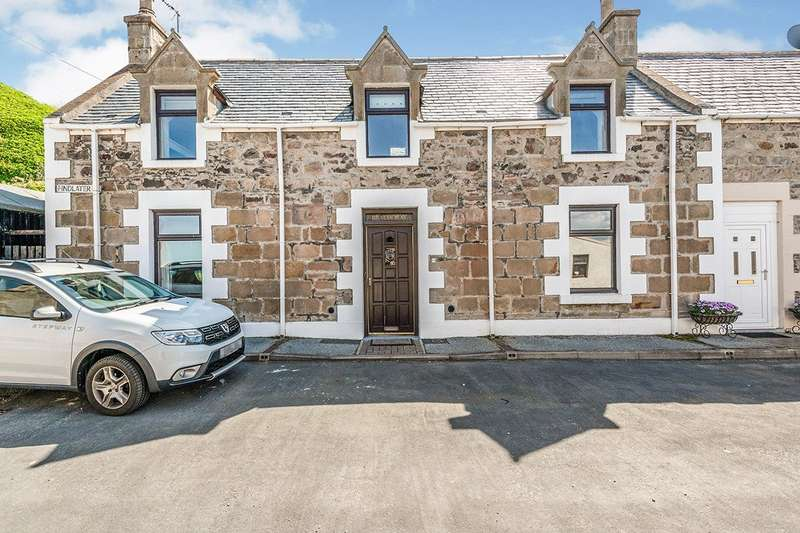 3 Bedrooms Semi Detached House for sale in Findlater Street, AB56