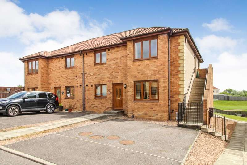 2 Bedrooms Flat for sale in Riverside Way, Leven, KY8