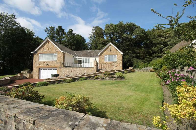 3 Bedrooms Detached Bungalow for sale in Queens Road, Walbottle, Newcastle Upon Tyne