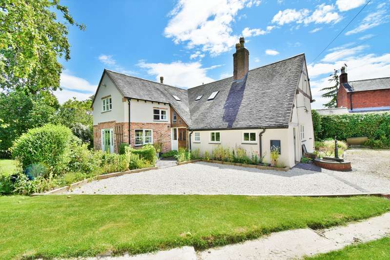 6 Bedrooms House for sale in Wales Lane, Barton-under-Needwood