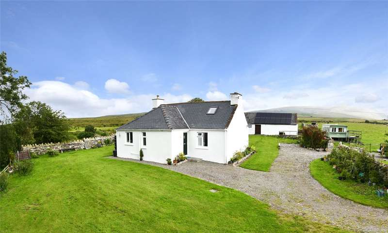 2 Bedrooms Detached Bungalow for sale in Greenburn Cottage, Creetown, Newton Stewart, DG8