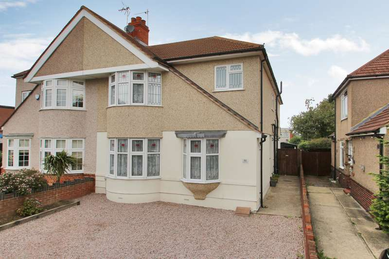 5 Bedrooms Semi Detached House for sale in Welling Way, Welling, Kent, DA16 2RT