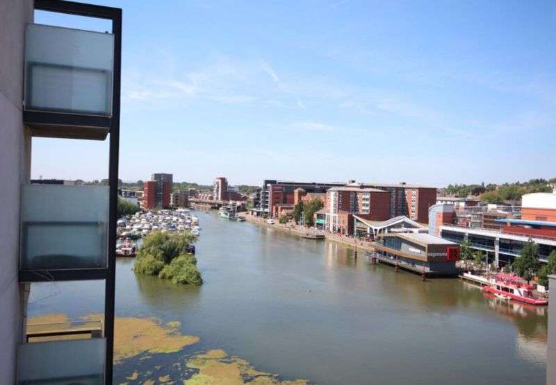 2 Bedrooms Property for sale in Witham Wharf, Brayford Street, Lincoln
