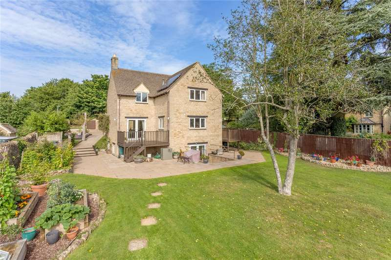 5 Bedrooms Detached House for sale in Bicester Road, Enstone, Chipping Norton, Oxfordshire, OX7