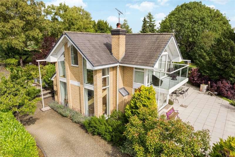 3 Bedrooms Detached House for sale in Pilgrims Way East, Otford, Sevenoaks, Kent, TN14