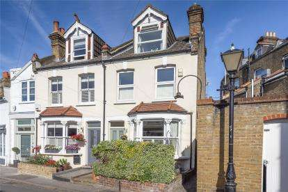 3 Bedrooms End Of Terrace House for sale in Chancery Lane, Beckenham
