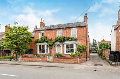 4 Bedrooms End Of Terrace House for sale in Wellesbourne Road, Barford, Warwick, Warwickshire
