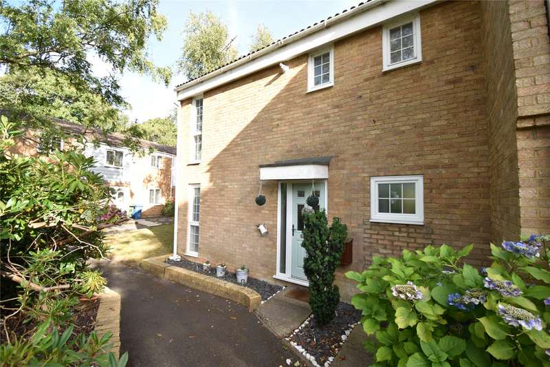 2 Bedrooms End Of Terrace House for sale in Jameston, Bracknell, Berkshire, RG12