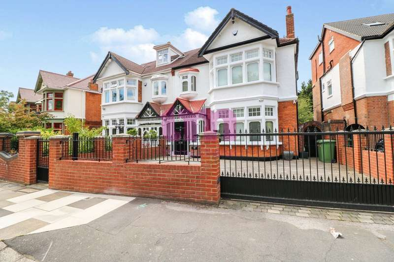 4 Bedrooms Semi Detached House for sale in Emerson Road, Ilford