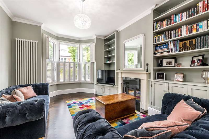5 Bedrooms Semi Detached House for sale in Barry Road, East Dulwich, London, SE22