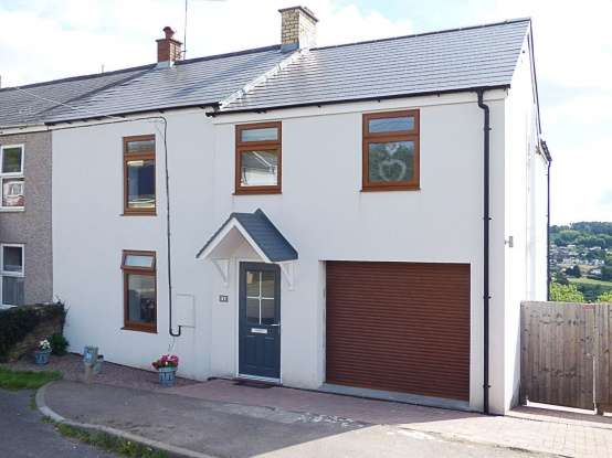 Semi Detached House for sale in Tracey Cottage, Drybrook, Gloucestershire, GL17 9AP