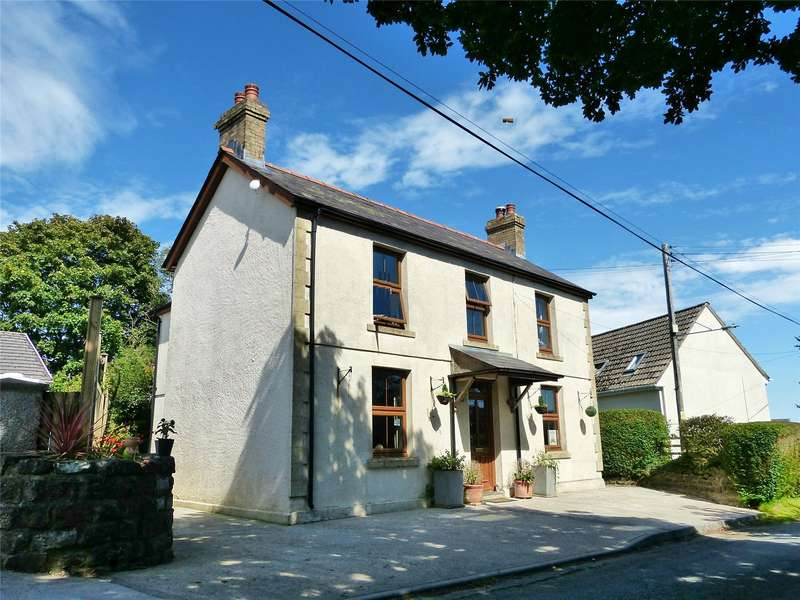 4 Bedrooms Detached House for sale in Brynawel, Henllan Amgoed, Whitland, Sir Gaerfyrddin
