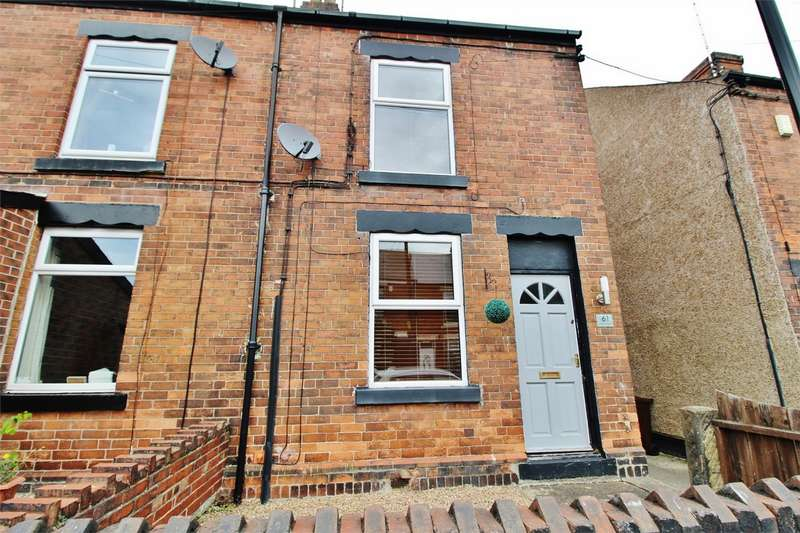 3 Bedrooms Semi Detached House for sale in Smith Street, Chapeltown, SHEFFIELD, South Yorkshire