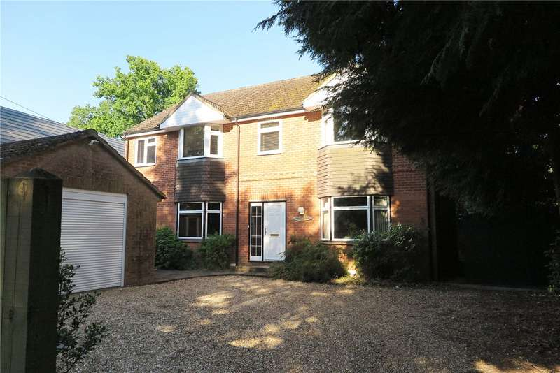 4 Bedrooms Detached House for sale in Beech Hill, Headley Down, GU35