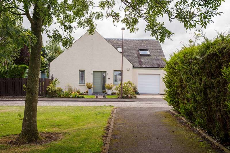 4 Bedrooms Detached Villa House for sale in The Orchard, Ormiston, East Lothian, EH35 5LR