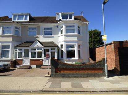5 Bedrooms Semi Detached House for sale in Barking