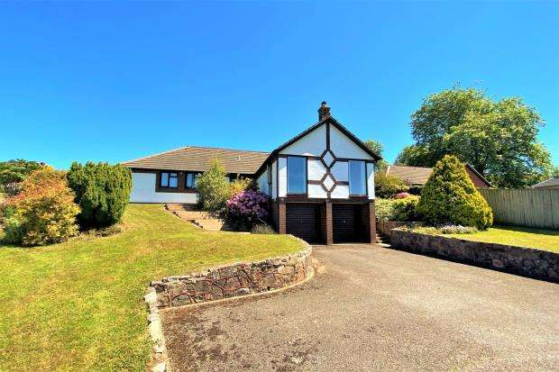 3 Bedrooms Detached Bungalow for sale in Sidgard Road, Sidmouth, Devon