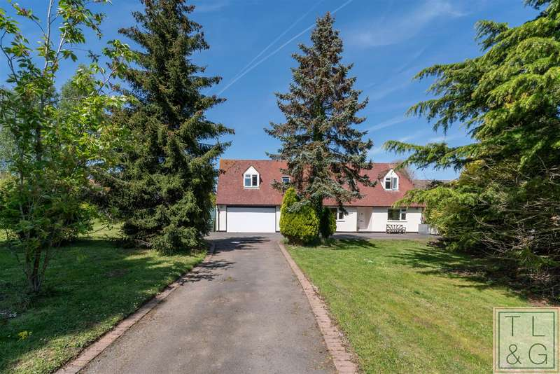 5 Bedrooms Detached House for sale in Atch Lench Road, Church Lench, Evesham