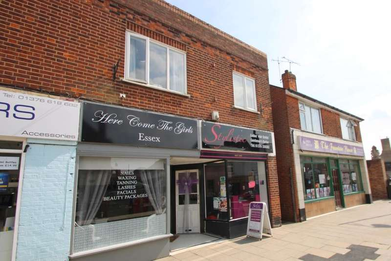 Property for sale in High Street Braintree