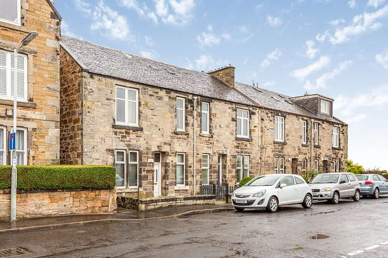 2 Bedrooms Flat for sale in James Grove, Kirkcaldy, KY1
