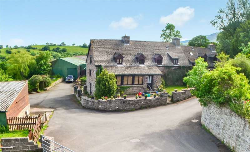 5 Bedrooms Farm Commercial for sale in Hospital Road, Talgarth, Brecon, Powys, LD3 0EF