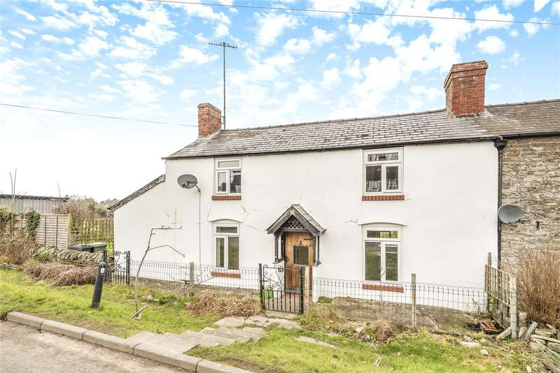 3 Bedrooms Semi Detached House for sale in 49 Headbrook, Kington, Herefordshire, HR5 3DY