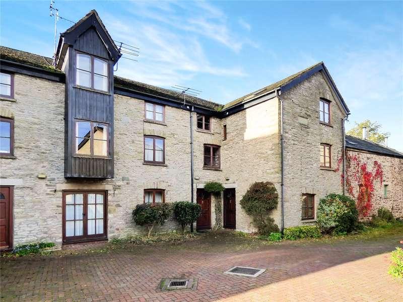 4 Bedrooms Terraced House for sale in 9 Garth Felin, Heol-y-Dwr, Hay-on-Wye, Hereford, HR3 5AY