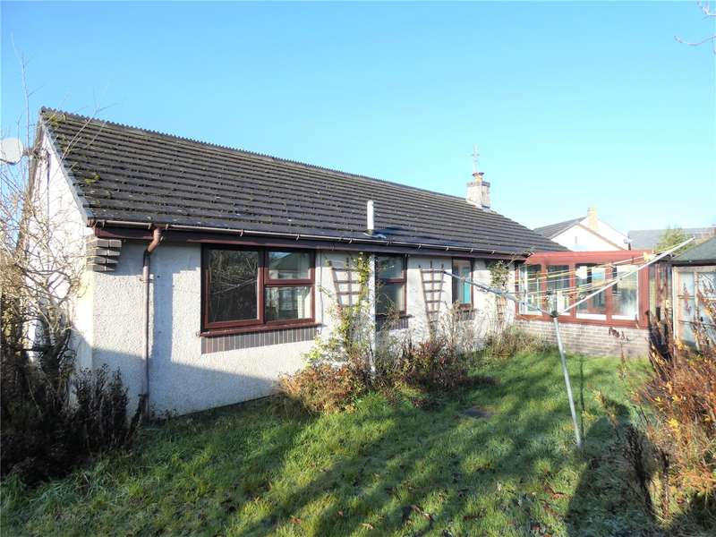 3 Bedrooms Detached Bungalow for sale in Rhosgoch, Builth Wells, Powys, LD2 3JB