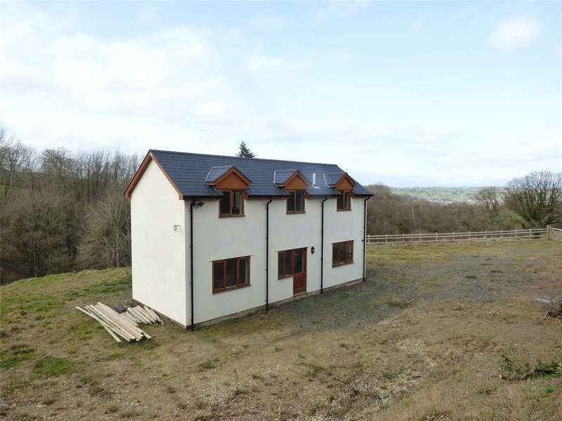 2 Bedrooms Detached House for sale in Middle Dolfor Road, Newtown, Powys, SY16 4BQ