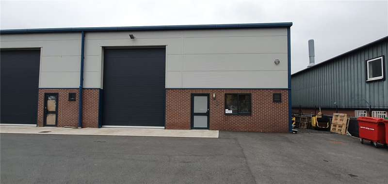Business Park Commercial for rent in Unit 3, Parys Oak, Parys Road, Ludlow Business Park, Ludlow, SY8 1XY