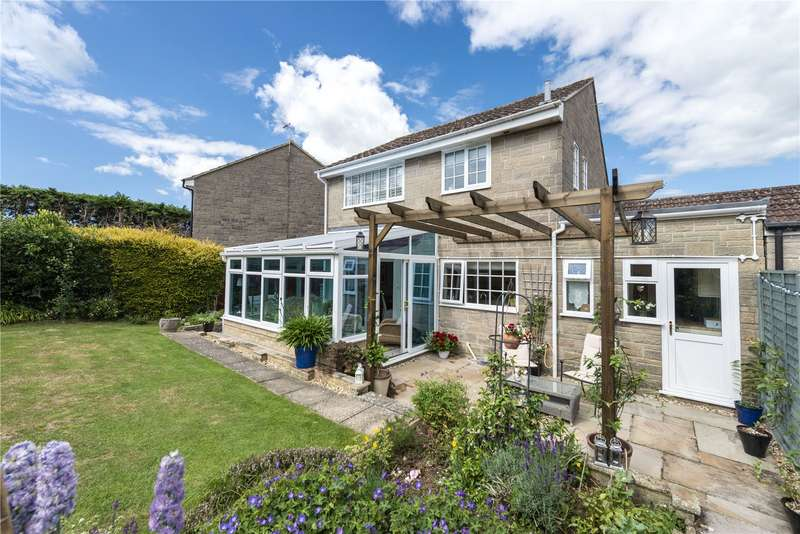 3 Bedrooms House for sale in Virginia Close, Henstridge, Templecombe, Somerset