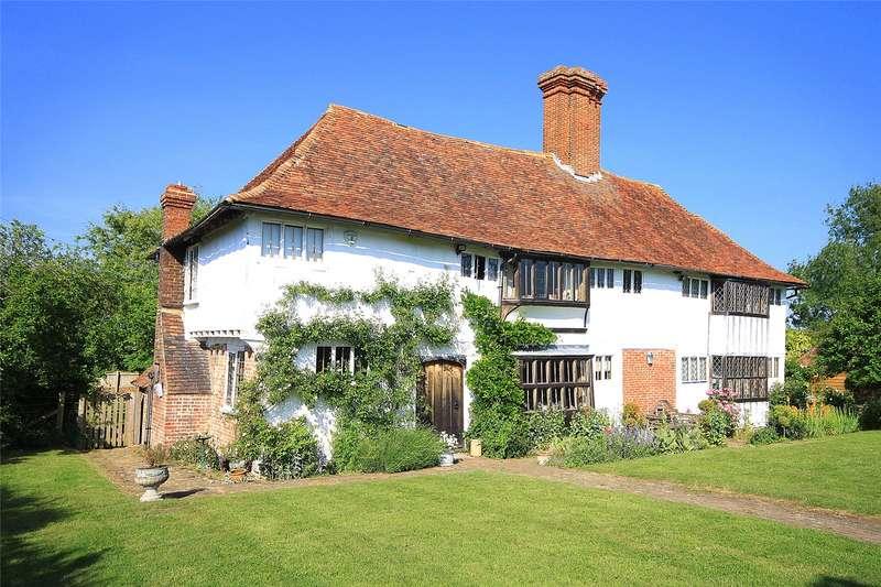 4 Bedrooms Detached House for sale in High Halden, Ashford, Kent