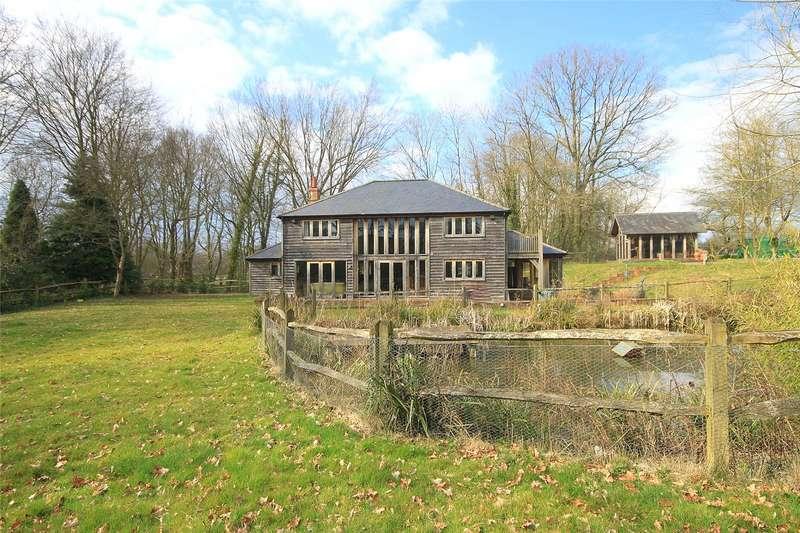 4 Bedrooms Detached House for sale in Cranbrook Road, Benenden, Kent