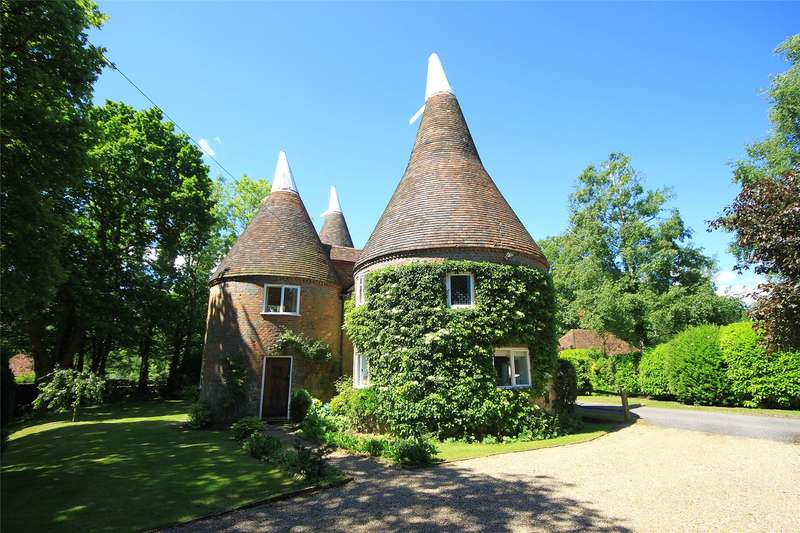 5 Bedrooms Detached House for sale in Water Lane, Smarden, Kent