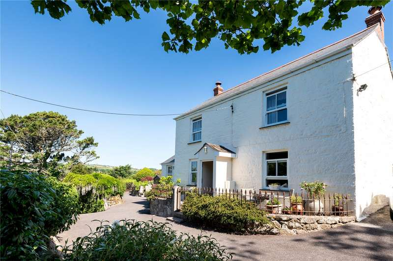 3 Bedrooms Detached House for sale in Argal, Falmouth