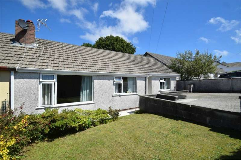 4 Bedrooms Semi Detached Bungalow for sale in Penryn, Cornwall