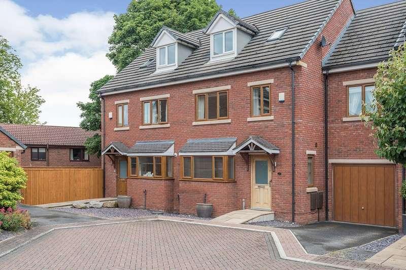 5 Bedrooms House for sale in Elder Mews, Ossett, West Yorkshire, WF5
