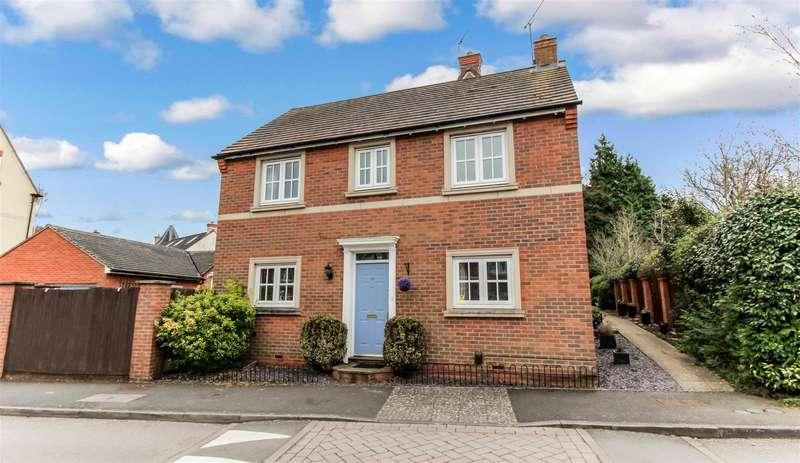 3 Bedrooms Detached House for sale in Fennyland Lane, Kenilworth