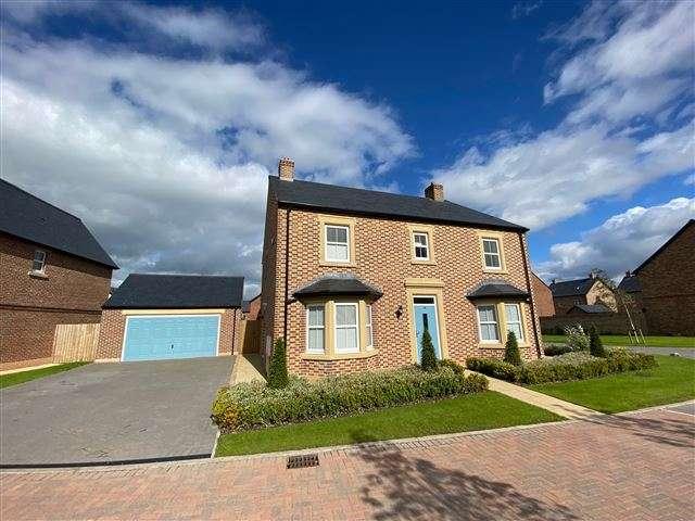 4 Bedrooms Detached House for sale in Rodor Close, Carlisle, Cumbria, CA3 0FW