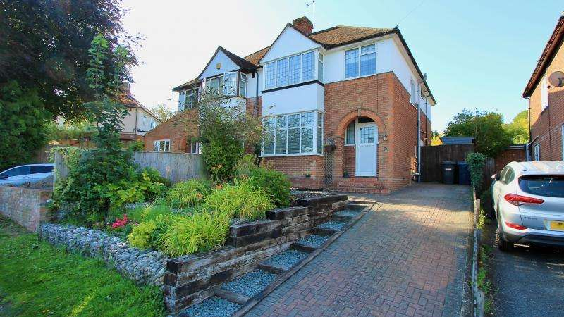 4 Bedrooms Semi Detached House for sale in 21 Clifford Road, PRINCES RISBOROUGH, HP27