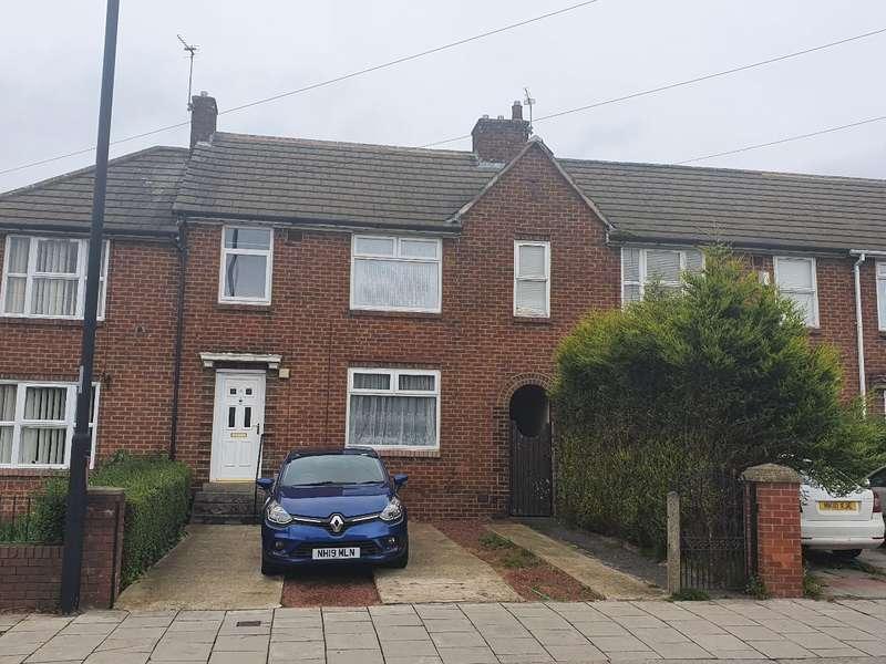 3 Bedrooms Terraced House for sale in Cedar Road, Fenham, Newcastle upon Tyne