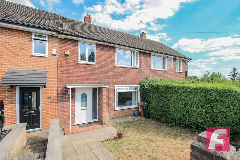 3 Bedrooms Terraced House for sale in Chiltern Drive, Rickmansworth, WD3