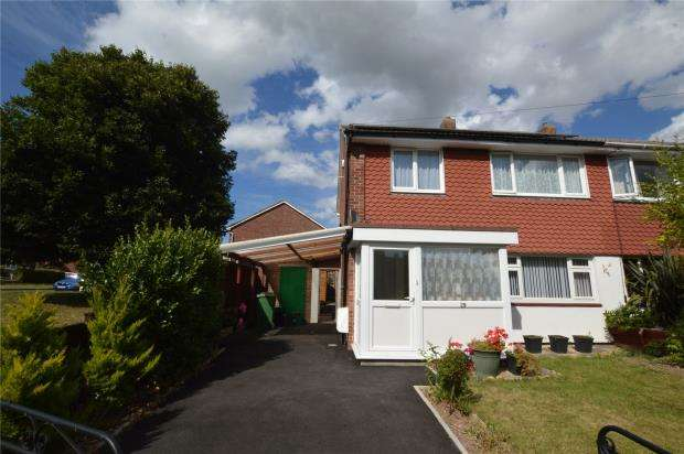 3 Bedrooms Semi Detached House for sale in Newton Road, Taunton, Somerset
