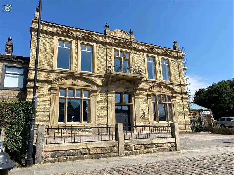 2 Bedrooms Flat for sale in Irwell Terrace, Bacup, Lancashire, OL13