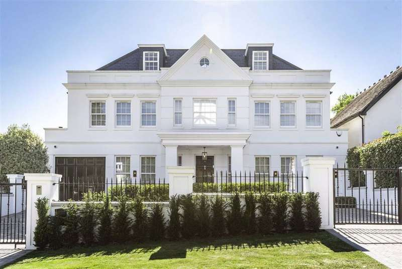 7 Bedrooms Detached House for sale in Tolmers Road, Cuffley, Hertfordshire