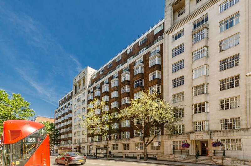 Studio Flat for sale in Russell Square, Bloomsbury, WC1H