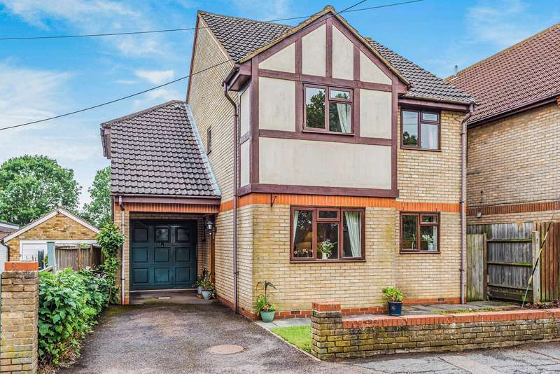 4 Bedrooms Detached House for sale in Streatley Road, Upper Sundon, LU3