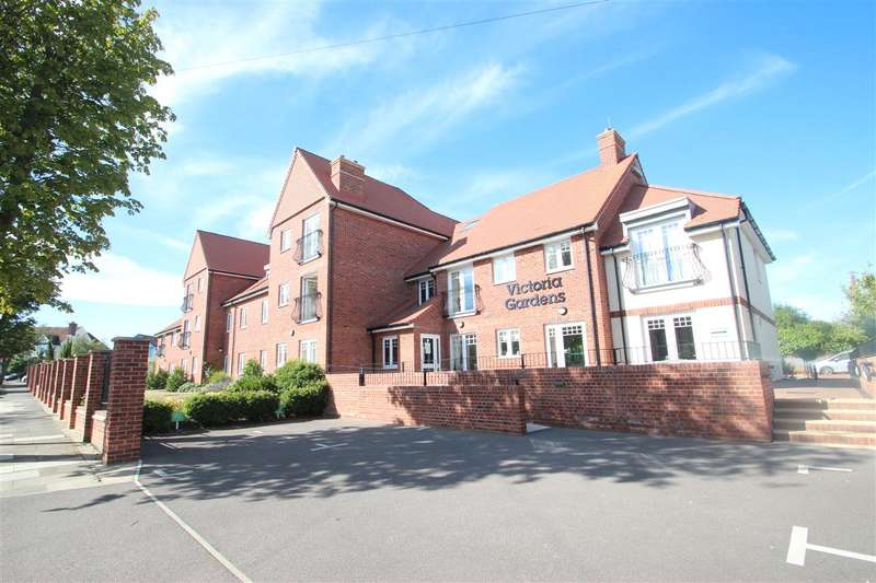 2 Bedrooms Apartment Flat for sale in Victoria Gardens, Hadleigh Road, Frinton-on-Sea