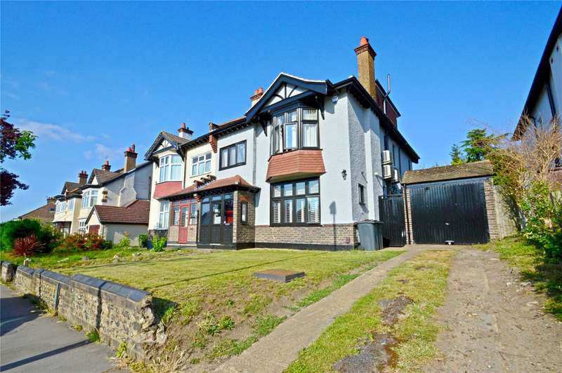 5 Bedrooms Semi Detached House for sale in Fryston Avenue, Croydon